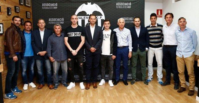 Гайя І Доменек Увійшли До Складу Ради Директорів Асоціації Футболістів «Валенсії»