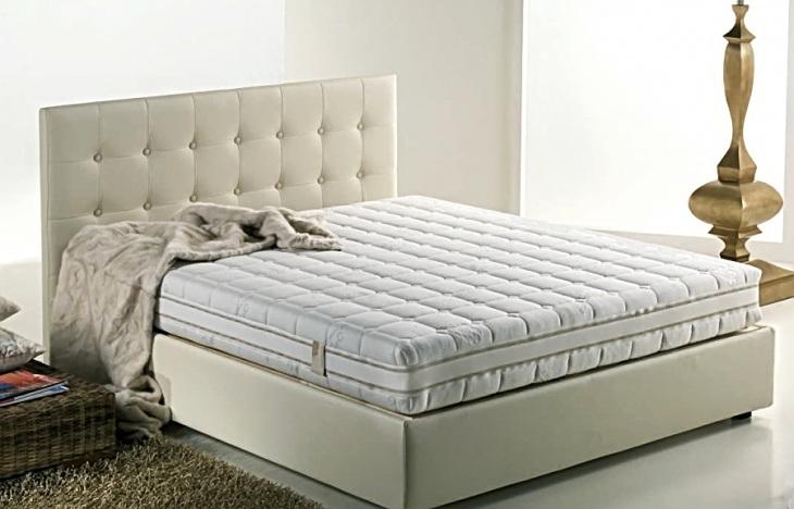 кровати с матрасом ортопедическим