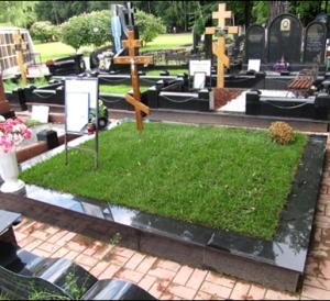 дизайн могилы
