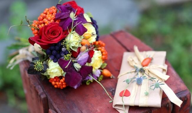 Заказ цветов с доставкой по Москве