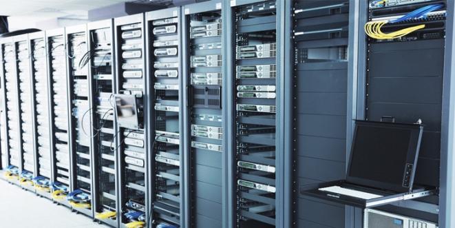 обслуживанием серверов организаций