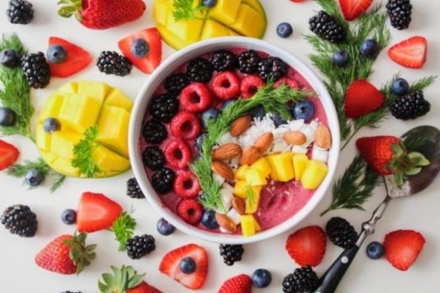 Правильное питание при борьбе с лишним весом