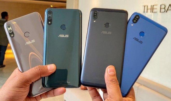 ASUS подготовила гигантский смартфон на Android