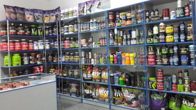 магазин спортивного питания — «Fitpoint»