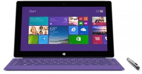 Microsoft Surface Pro 2 перестал быть секретом