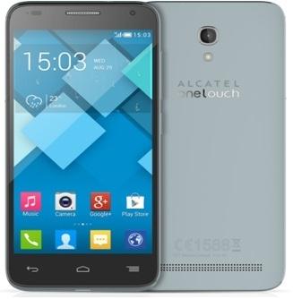 Билайн начал продажу дешевого LTE-смартфона Alcatel
