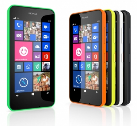 Nokia Lumia заметили в FCC