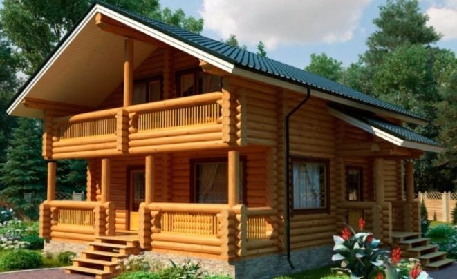 Преимущества деревянного дома. Где заказать в Воронеже?