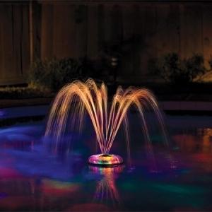 Як вибрати плаваючий фонтан