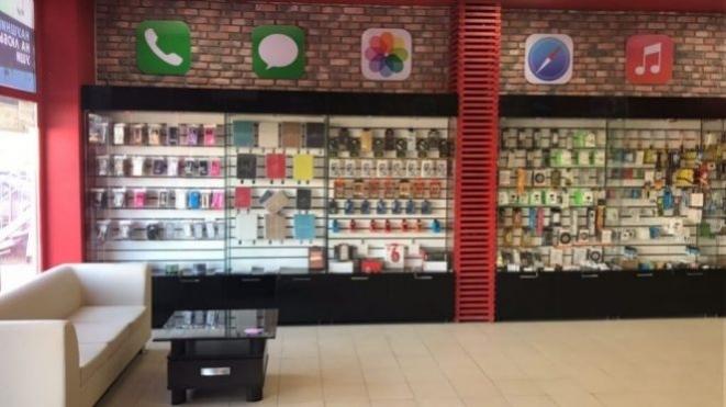 Магазин сотовых телефонов
