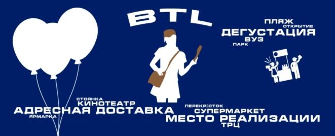 btl агентство Санкт-Петербурга